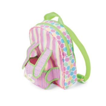 Baby Stella Backpack Carrier by Manhattan Toy