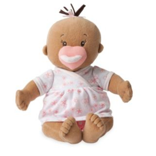 Baby Stella Beige Baby Doll by Manhattan Toy