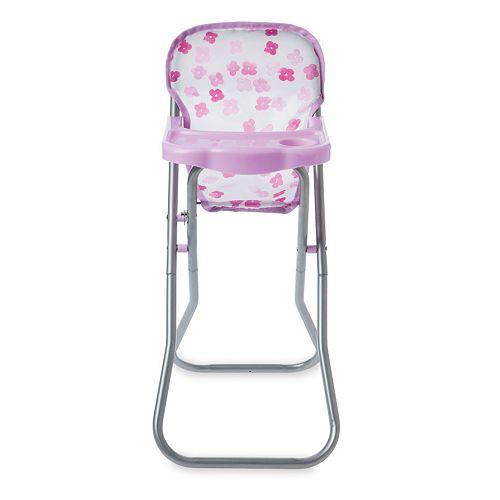 Baby Stella Blissful Bloom High Chair by Manhattan Toy