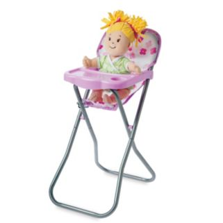 Baby Stella Blissful Bloom High Chair by Manhattan Toy