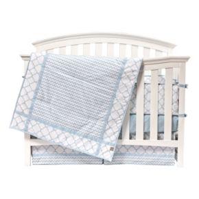 Trend Lab Blue Sky 3-pc. Crib Bedding Set