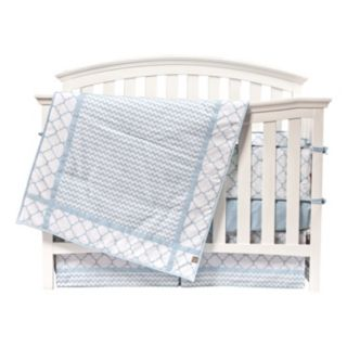 Trend Lab Blue Sky 3-pc. Crib Bedding Set