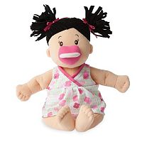 Baby Stella Brunette Baby Doll by Manhattan Toy