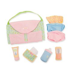 Baby Stella Darling Diaper Bag by Manhattan Toy