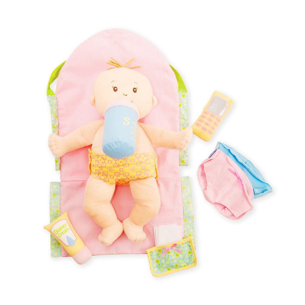 Baby Stella Darling Diaper Bag by Manhattan Toy