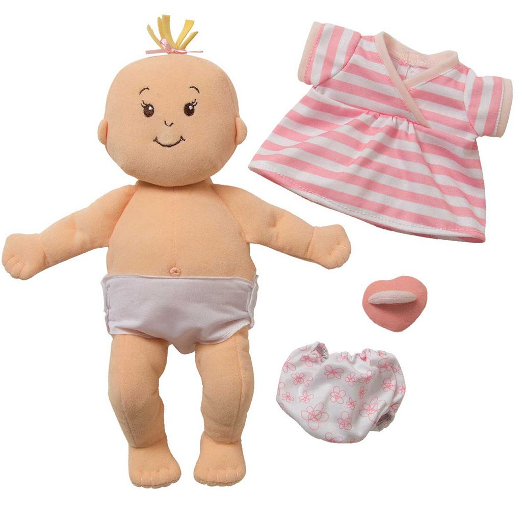 Baby Stella Peach Baby Doll by Manhattan Toy