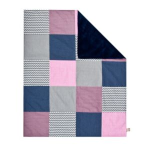 Trend Lab Perfectly Pretty Receiving Blanket