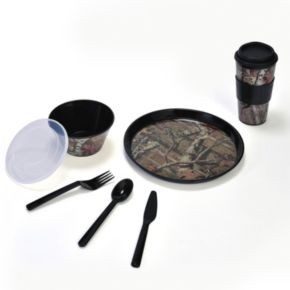 Mossy Oak 9-pc. Back to School Place Setting