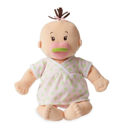 Baby Stella Sweet Sounds Baby Doll by Manhattan Toy