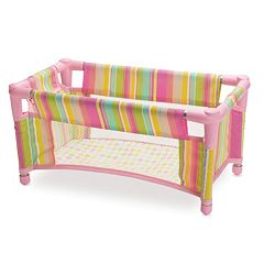 Baby Stella Take Along Travel Crib by Manhattan Toy