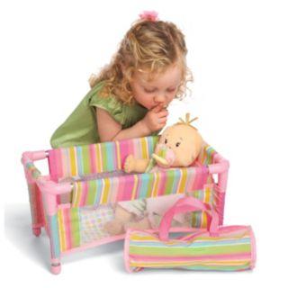 Baby Stella Take Along Travel Crib by Manhattan Toy