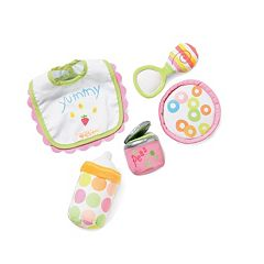 Baby Stella Feeding Set by Manhattan Toy