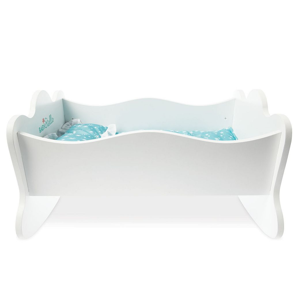 Baby Stella Time to Sleep Cradle by Manhattan Toy