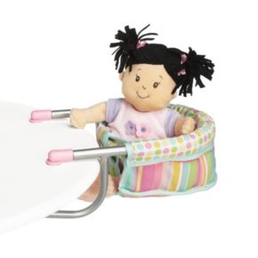 Baby Stella Time to Eat Table Chair by Manhattan Toy