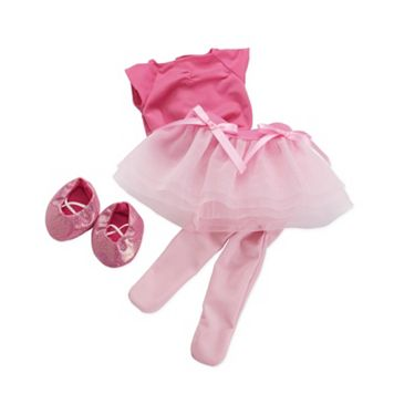 Baby Stella Tiptoe Ballet Tutu by Manhattan Toy