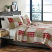 Eddie Bauer Camano Island Reversible Quilt Set