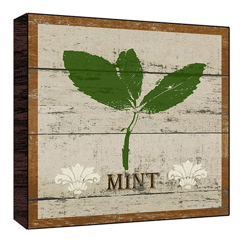 """Mint"" Wall Art"