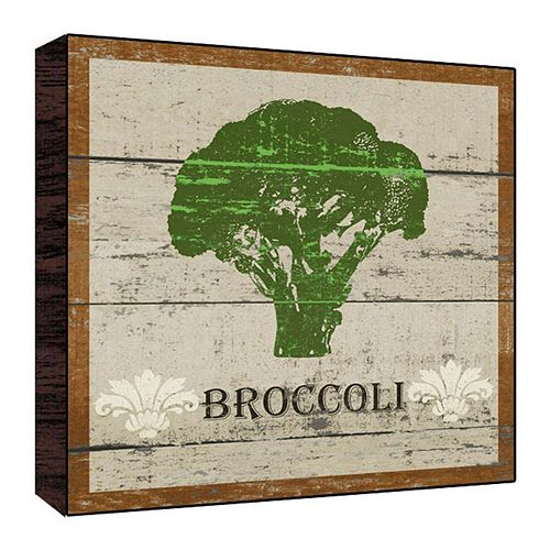 ''Broccoli'' Wall Art