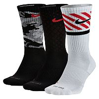 Men's Nike 3-pack Dri-FIT Triple Fly Socks