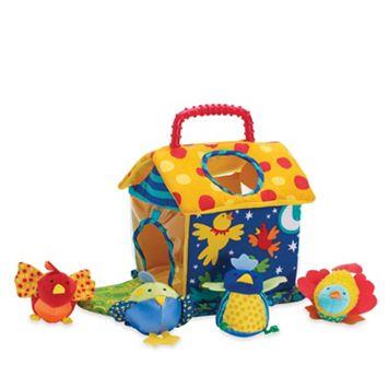 Put and Peek Birdhouse by Manhattan Toy