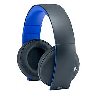 Sony Gold Wireless Headset for PlayStation 4 & PlayStation 3