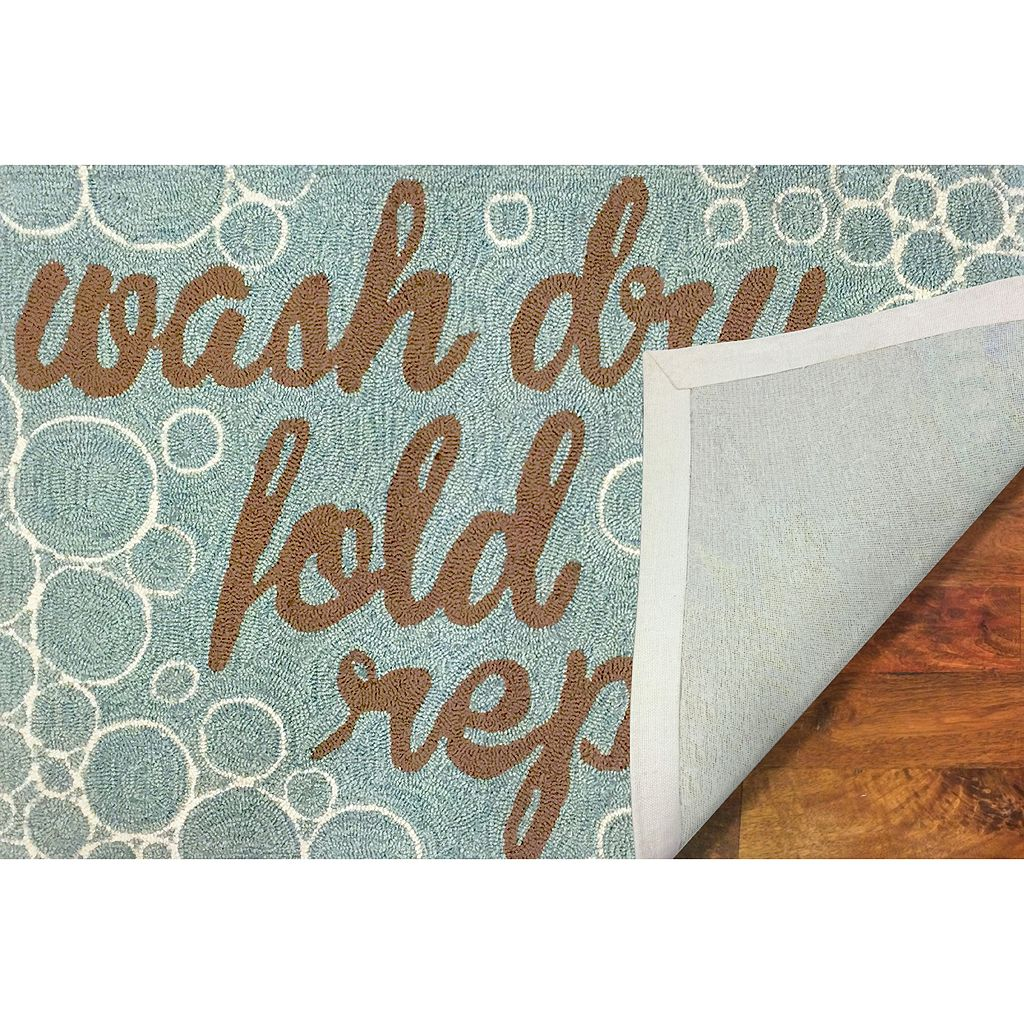 Liora Manne Frontporch Wash and Repeat Indoor Outdoor Rug