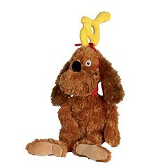 Dr. Seuss Max the Dog Plush by Manhattan Toy