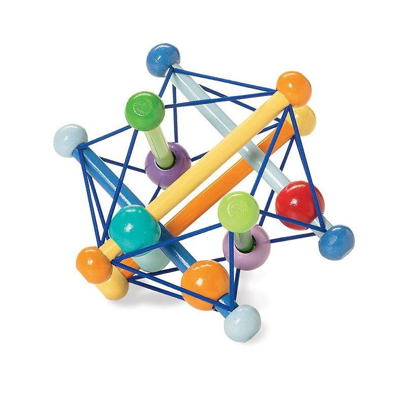Manhattan Toy Skwish Color Burst Baby Toy
