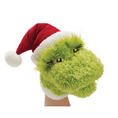 Dr. Seuss Grinch Hand Puppet by Manhattan Toy