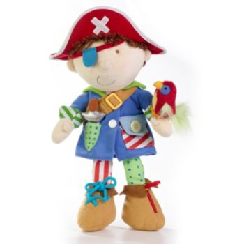 Dress Up Pirate by Manhattan Toy