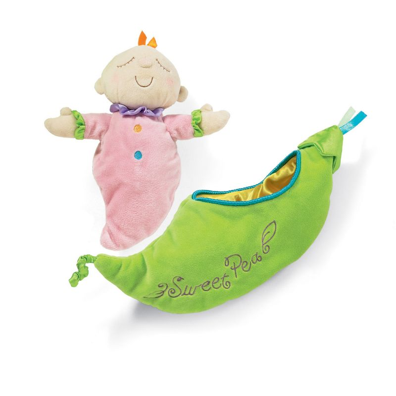 Snuggle Pods Sweet Pea by Manhattan Toy, Multicolor