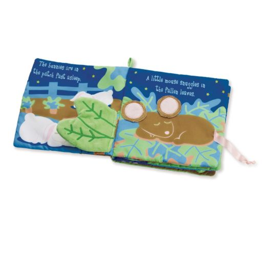 Snuggle Pods Goodnight My Sweet Pea Book by Manhattan Toy
