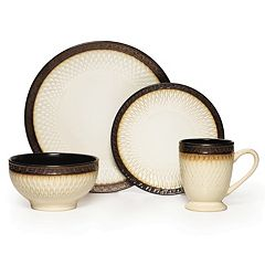 Gourmet Basics Sorrento 16 pc Dinnerware Set