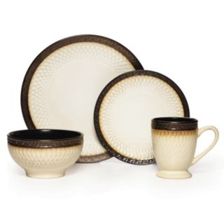 Gourmet Basics Sorrento 16-pc. Dinnerware Set