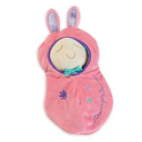 Snuggle Pods Hunny Bunny by Manhattan Toy
