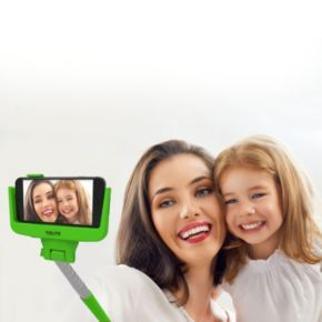 Tzumi Bluetooth Telescoping Selfie Monopod