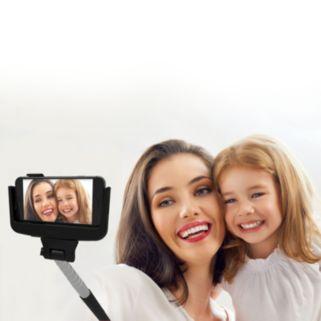 Tzumi Bluetooth Telescoping Selfie Monopod