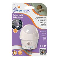 Dreambaby Rotating Sensor LED Night Light