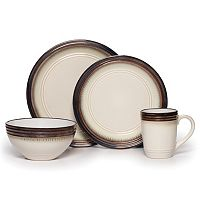 Gourmet Basics Bailey 16-pc. Dinnerware Set