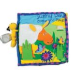 """""""Sunny Day'' Activity Soft Book by Manhattan Toy"""