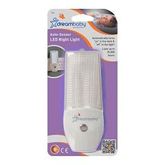 Dreambaby Auto-Sensor LED Night Light