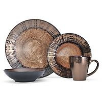 Gourmet Basics Verona 16-pc. Dinnerware Set