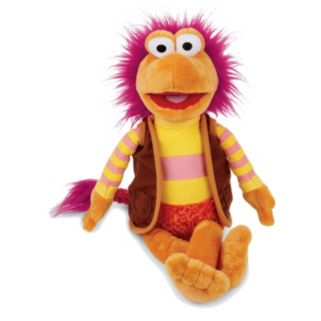 Fraggle Rock Gobo Plush by Manhattan Toy