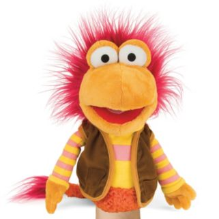 Fraggle Rock Gobo Puppet by Manhattan Toy