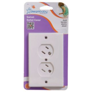 Dreambaby Swivel Electric Outlet Cover