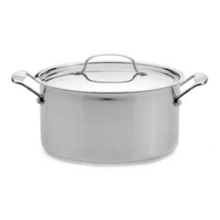 BergHOFF Premium 8-qt. Stainless Steel Covered Stockpot
