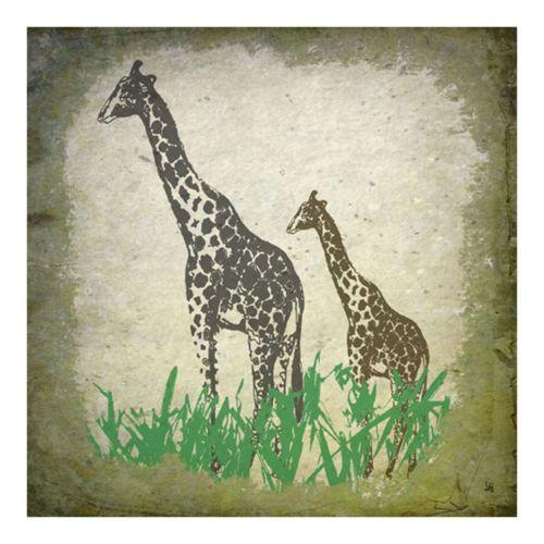 ''Giraffes'' Canvas Wall Art