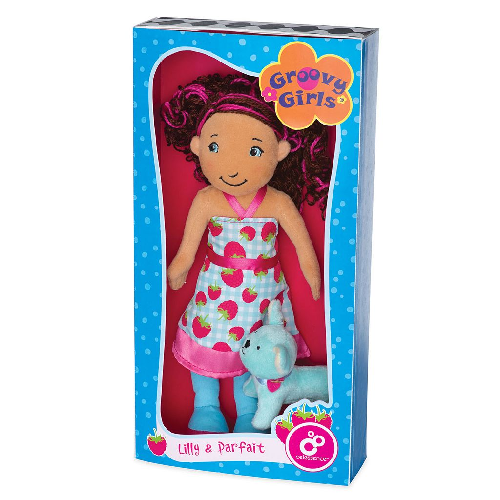 Groovy Girls Lilly & Parfait Style Scents by Manhattan Toy