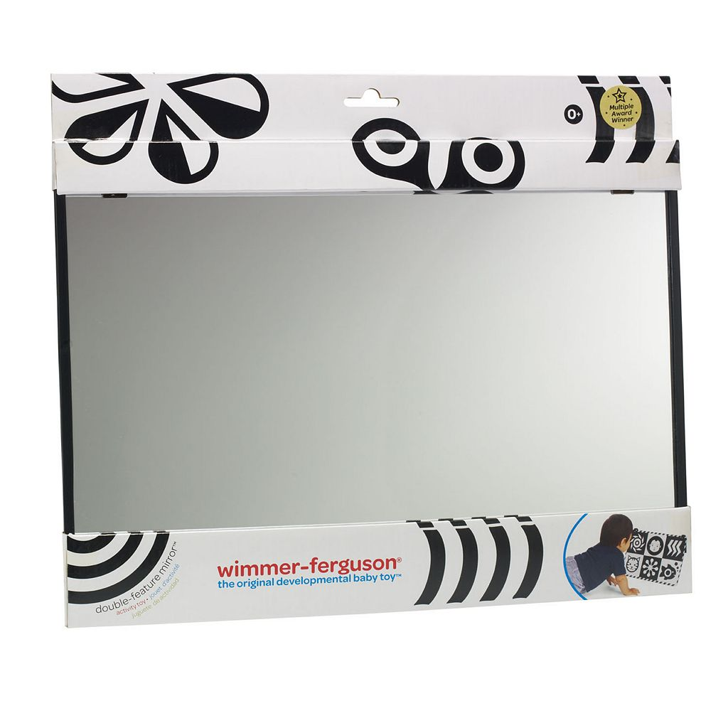 Wimmer-Ferguson Double-Feature Mirror by Manhattan Toy