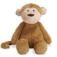 Lovelies Large Mocha Monkey by Manhattan Toy